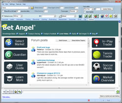 Bet Angel Desktop
