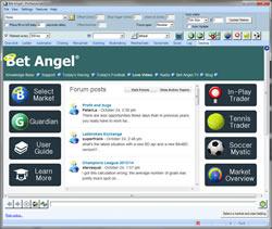 Bet Angel Desktop