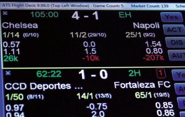 Life on the trading desk of a big bookmaker – Pt. 2