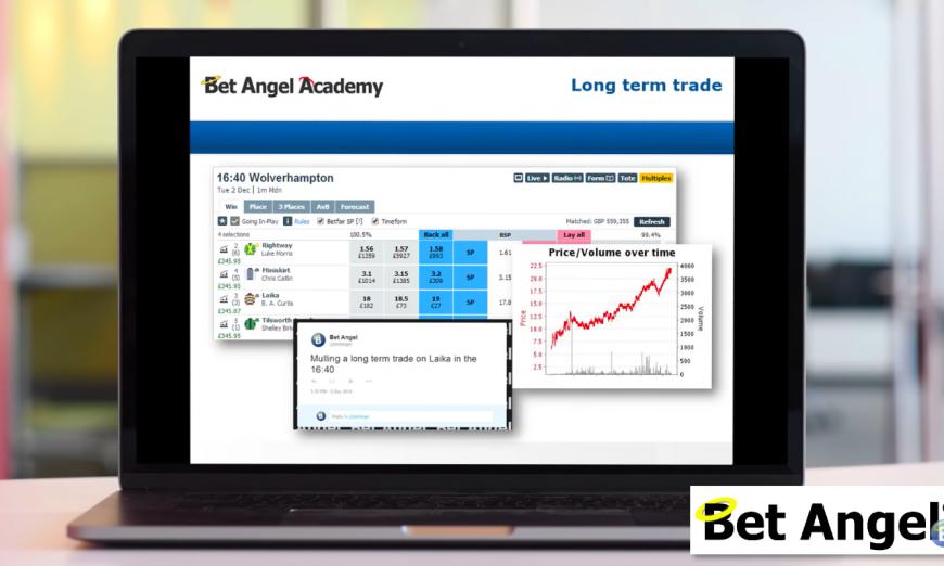 Betfair trading | Order flow