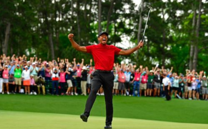 Tiger Woods wins the US Masters